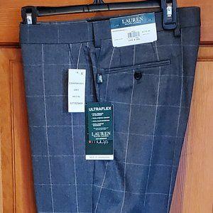 Ralph Lauren Classic Fit Suit Pant